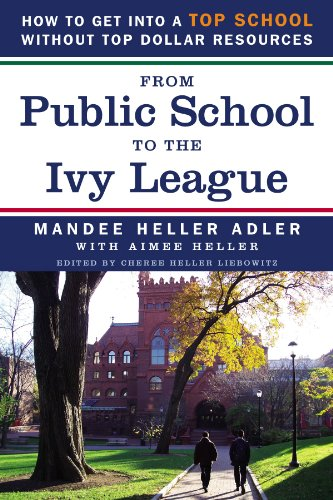 From Public School To The Ivy League door Mandee Heller Adler
