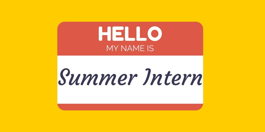 Image result for summer intern