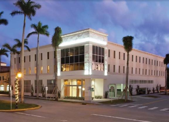 International College Counselors Kantoor in Palm Beach, Florida.